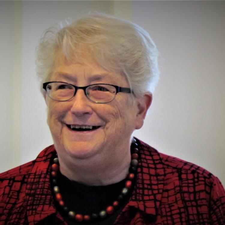 Rev. Carol McDonald